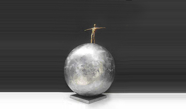 'Balancer on Earth II'
